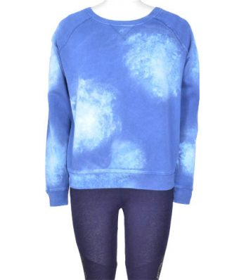 Tie & Dye Sweat Shirt