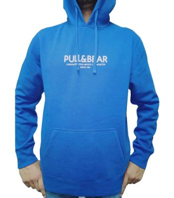 Pull Over Hoody