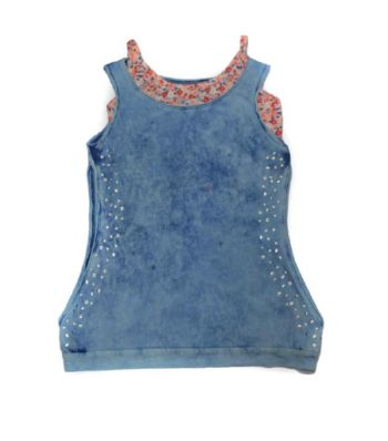 Girl's Tank Top And Cami