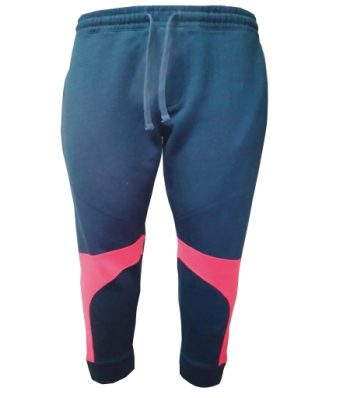 Mens Pannel Sweat Pant