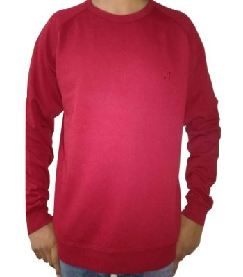 Mens Raglan Sweat Shirt